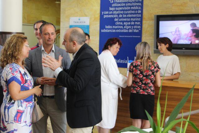 La Región alcanzará este año las 270.000 pernoctaciones de turistas atraídos por su oferta de salud y bienestar - 3, Foto 3