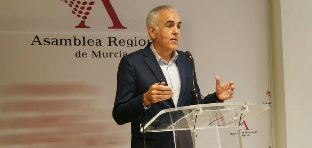 El PSOE afirma que el Gobierno de España escucha a la gente para construir un proyecto integral de Ferrocarril en la Región del siglo XXI, Foto 1