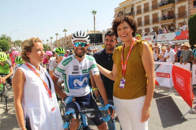 Puerto Lumbreras es la ciudad protagonista en la séptima etapa de la Vuelta Ciclista a España - 1, Foto 1