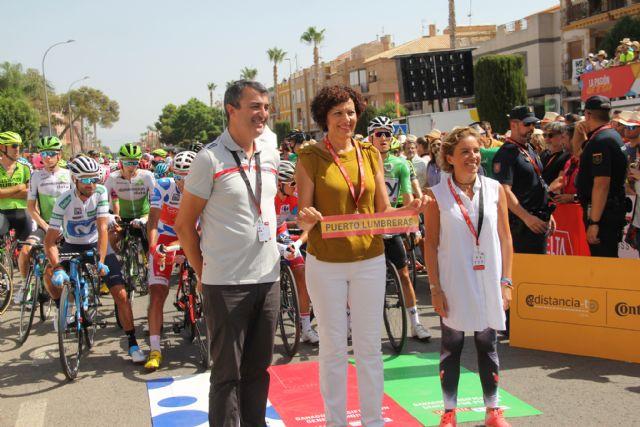 Puerto Lumbreras es la ciudad protagonista en la séptima etapa de la Vuelta Ciclista a España - 2, Foto 2