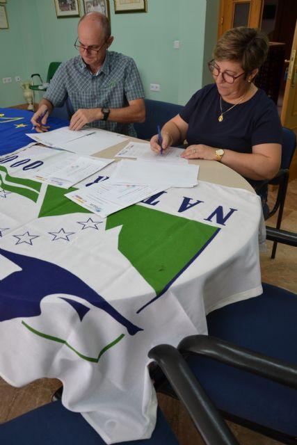 La Fundación Santuario de la Esperanza y ANSE firman un convenio de Custodia del Territorio para la recuperación del río Segura - 1, Foto 1