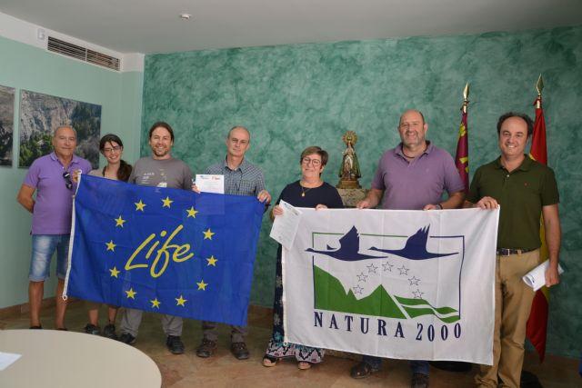 La Fundación Santuario de la Esperanza y ANSE firman un convenio de Custodia del Territorio para la recuperación del río Segura - 2, Foto 2