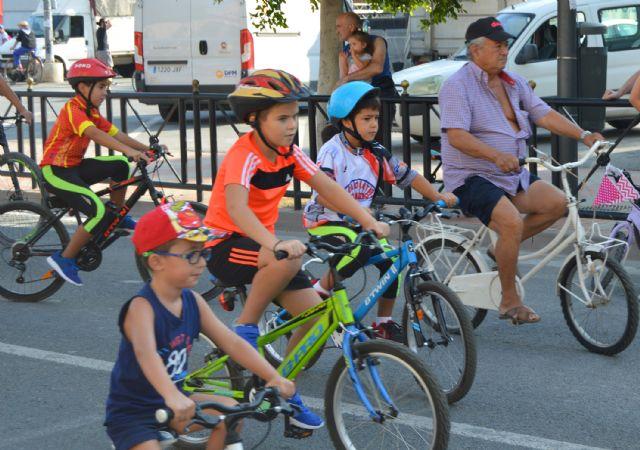 Bicicletas, paella, ofrenda floral y la música de Funambulista para enfilar el final de las fiestas torreñas - 2, Foto 2