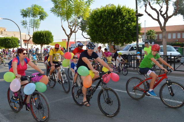 Bicicletas, paella, ofrenda floral y la música de Funambulista para enfilar el final de las fiestas torreñas - 3, Foto 3
