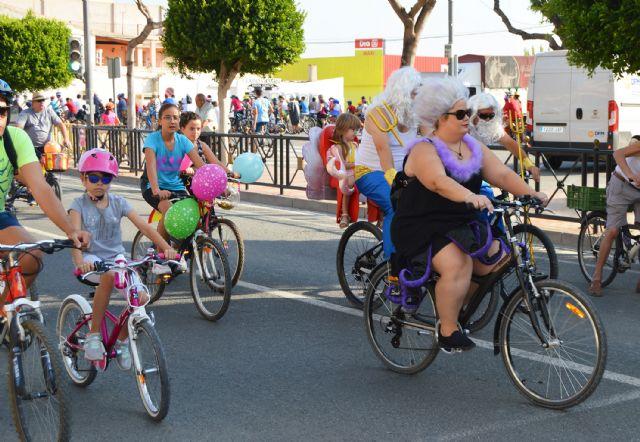 Bicicletas, paella, ofrenda floral y la música de Funambulista para enfilar el final de las fiestas torreñas - 4, Foto 4