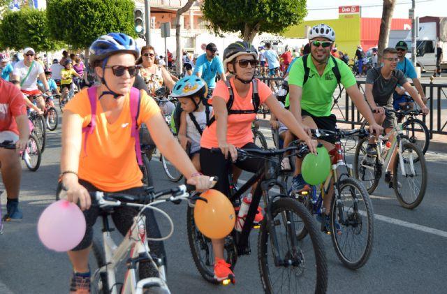 Bicicletas, paella, ofrenda floral y la música de Funambulista para enfilar el final de las fiestas torreñas - 5, Foto 5
