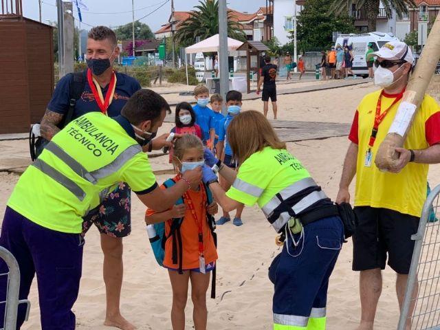 Salvamento y Socorrismo dispone de protocolos de seguridad para sus competiciones en instalaciones y en espacios acuáticos naturales - 2, Foto 2