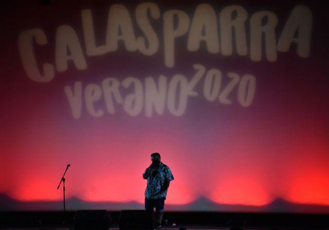 Calasparra entra en la recta final del Ciclo de Monólogos de Humor con el espectáculo MURCIANOS 2 - 1, Foto 1