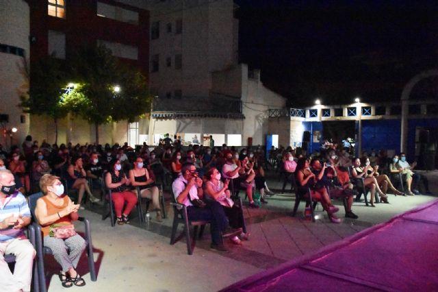 Calasparra entra en la recta final del Ciclo de Monólogos de Humor con el espectáculo MURCIANOS 2 - 5, Foto 5