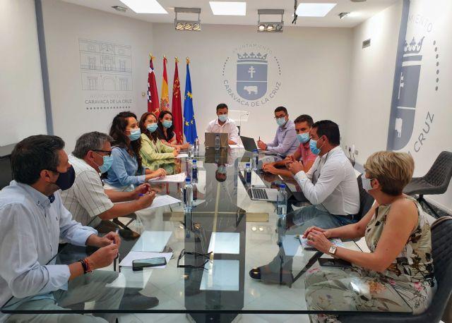 El Ayuntamiento de Caravaca celebra una Junta de Gobierno Local para poner en marcha nuevas medidas de prevención y contención de la pandemia - 1, Foto 1