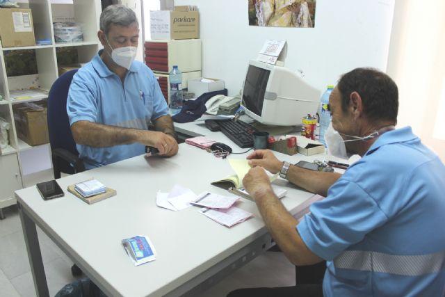 El servicio de la ORA se pone en marcha de nuevo en Totana a partir de mañana día 1 de septiembre - 2, Foto 2