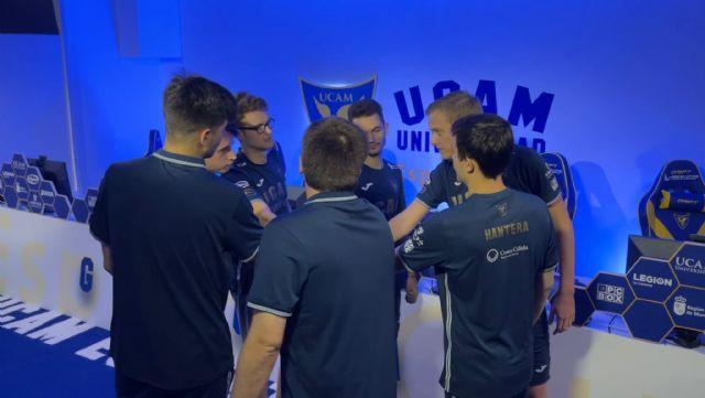 UCAM Esports vence al equipo griego y suma su primer punto en European Masters - 1, Foto 1