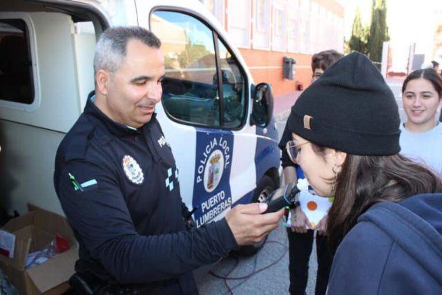La Policía Local de Puerto Lumbreras será galardonada este viernes en los II Premios 'Atesvan-Smart Baby' de ámbito nacional, otorgados a las buenas prácticas en educación vial - 2, Foto 2