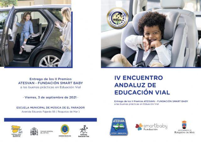 La Policía Local de Puerto Lumbreras será galardonada este viernes en los II Premios 'Atesvan-Smart Baby' de ámbito nacional, otorgados a las buenas prácticas en educación vial - 4, Foto 4