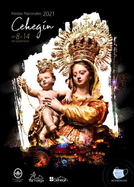 Presentada la programación de las Fiestas Patronales de Cehegín en honor a la Virgen de las Maravillas para este año 2021 - 1, Foto 1