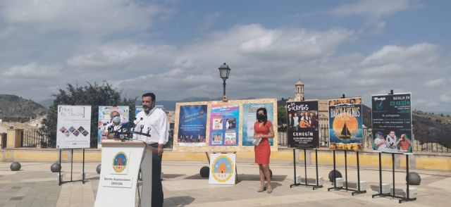 Presentada la programación de las Fiestas Patronales de Cehegín en honor a la Virgen de las Maravillas para este año 2021 - 4, Foto 4