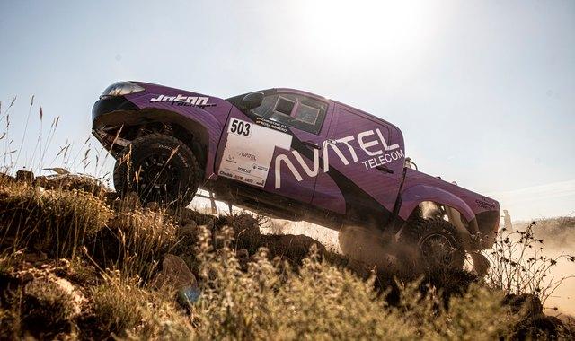 Avatel acude al Rally TT Villa de Zuera con cinco vehículos y el objetivo puesto en disputar el podio - 1, Foto 1