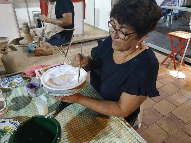 Feria de septiembre: Demostraciones que realizará el Gremio Regional de Artesanías Varias en los Huertos del Malecón - 2, Foto 2