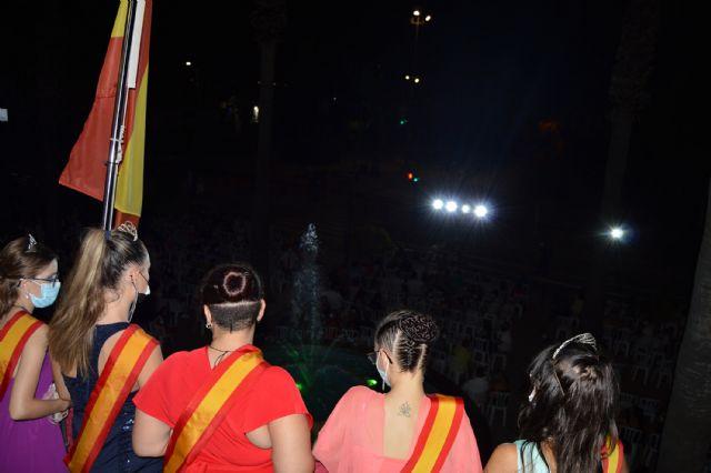 La Quema del Raspajo pone punto y final a unas fiestas 2021 marcadas por la seguridad anti-COVID - 2, Foto 2