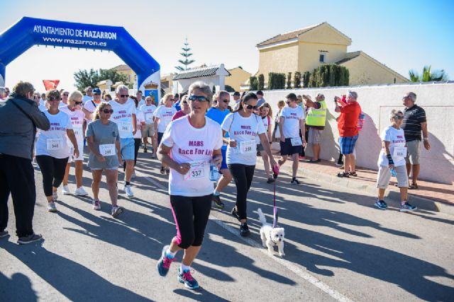 Carrera benéfica de MABS en Camposol para recaudar fondos en la lucha contra el cáncer, Foto 1