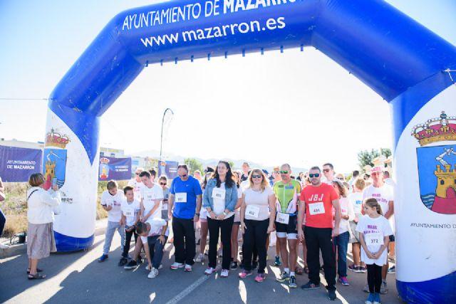 Carrera benéfica de MABS en Camposol para recaudar fondos en la lucha contra el cáncer, Foto 2