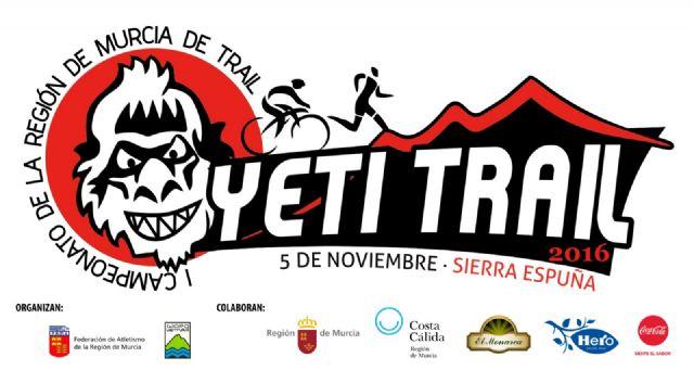 Presentada la Yeti Trail - Campeonato Regional de Trail