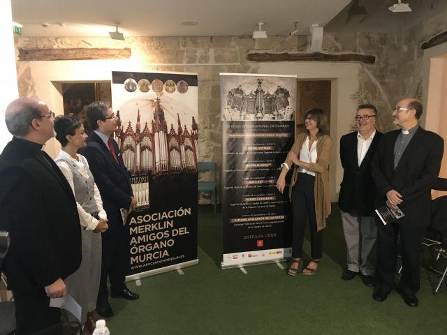 La Catedral acogerá durante el mes de noviembre el III Ciclo Internacional de Órgano - 1, Foto 1