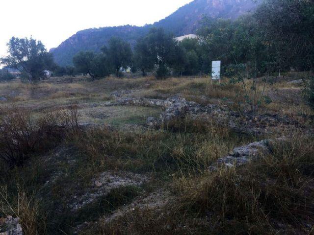 Cs exige la ejecución inmediata de la partida presupuestaria de 2016 para la recuperación del entorno de la Basílica de Algezares - 2, Foto 2