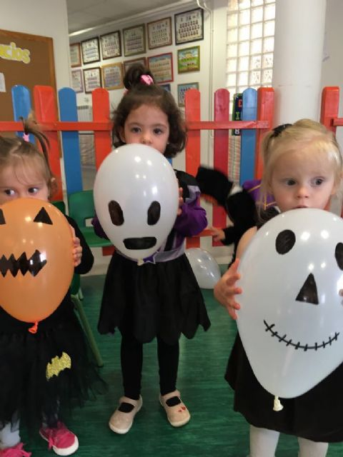 Los más pequeños celebran Halloween - 1, Foto 1
