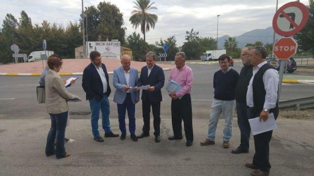 Fomento prepara la cesión al Ayuntamiento de Murcia de la vía que comunica Los Dolores con Beniaján, Torreagüera y Los Ramos - 1, Foto 1