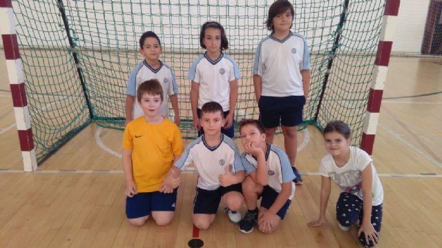 143 escolares participan en la Fase Local de Multideporte benjamín de Deporte Escolar - 2, Foto 2