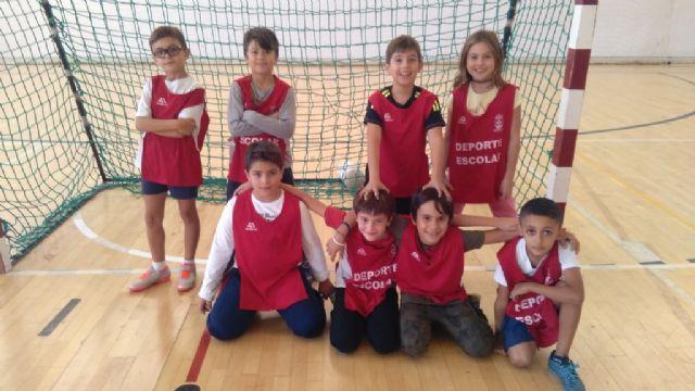 143 escolares participan en la Fase Local de Multideporte benjamín de Deporte Escolar - 5, Foto 5