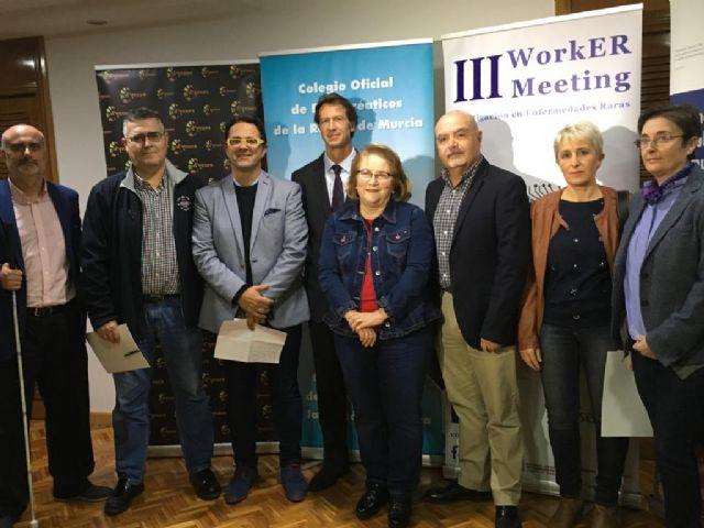 Murcia acoge una jornada sobre la investigación en enfermedades raras