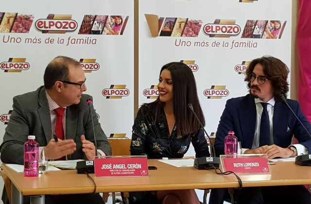 Ruth Lorenzo concluye su gira,The Loveaholic Tour, en ELPOZO ALIMENTACIÓN, Foto 1