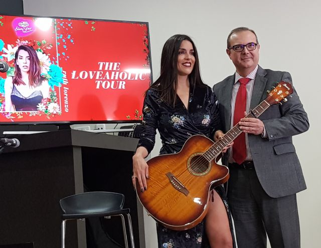 Ruth Lorenzo concluye su gira,The Loveaholic Tour, en ELPOZO ALIMENTACIÓN, Foto 2