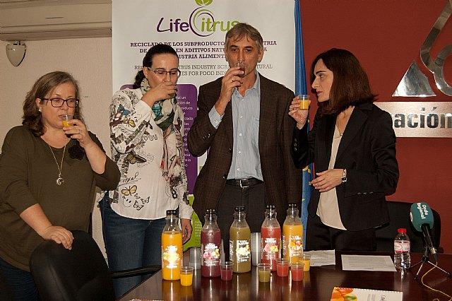 LifeCitrus logra convertir los residuos cítricos en un ingrediente natural que sustituye los aditivos y mejora las propiedades nutricionales de hasta trece alimentos - 1, Foto 1