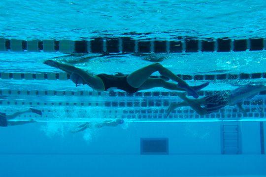 La piscina de la Universidad de Murcia es apta para personas alérgicas al cloro - 2, Foto 2
