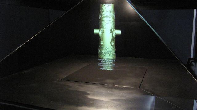 El Museo Nacional de Arqueología Subacuática ARQUA incorpora un holograma del cañón Santa Bárbara a su exposición temporal sobre el yacimiento de 'las Mercedes' - 3, Foto 3