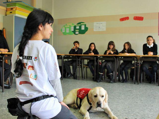 PURINA y los perros de CTAC llegan a Murcia con el programa Aprender Juntos es Mejor - 1, Foto 1