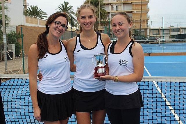 Campeonato de España femenino por equipos de tenis