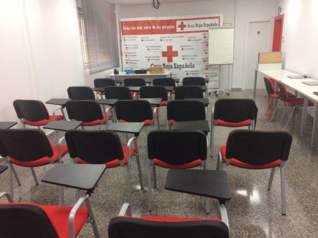 Hoy se inaugura la nueva sede y delegación de Cruz Roja Española en Totana - 5, Foto 5