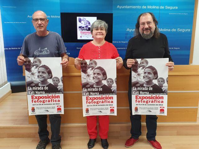 La Sala de Exposiciones del MUDEM acoge la exposición fotográfica La Mirada de Kati Horna. Guerra y Revolución (1936-1939) - 2, Foto 2