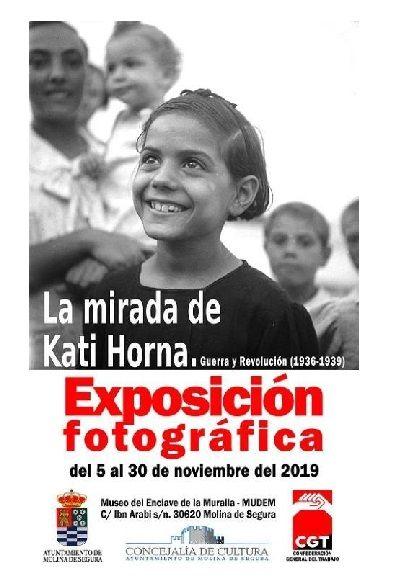 La Sala de Exposiciones del MUDEM acoge la exposición fotográfica La Mirada de Kati Horna. Guerra y Revolución (1936-1939) - 3, Foto 3