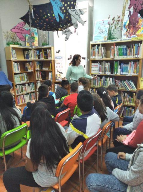 La Biblioteca Municipal Mateo Garc�a comienza las actividades del programa de Animaci�n a la Lectura para el cuso 2019/2020, Foto 2