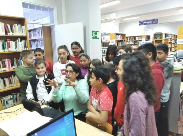La Biblioteca Municipal Mateo Garc�a comienza las actividades del programa de Animaci�n a la Lectura para el cuso 2019/2020, Foto 3