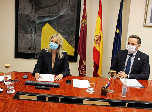 Ana Martínez Vidal es elegida vicepresidenta de la Conferencia de las Regiones Periféricas y Marítimas y responsable de Logística y Transporte - 2, Foto 2
