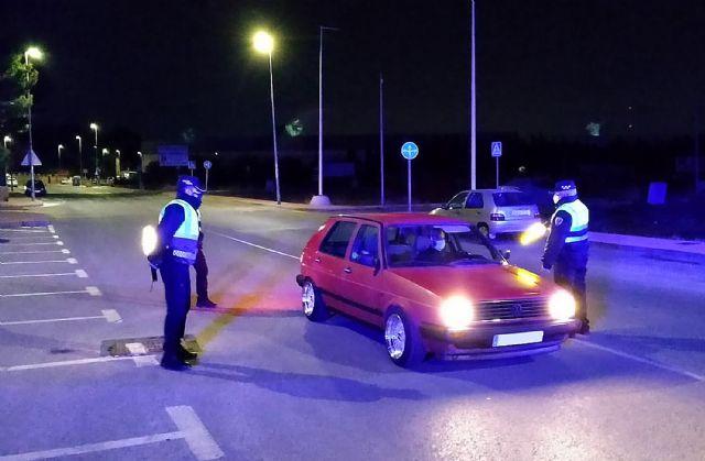 La Policía Local intensifica los controles para garantizar el cumplimiento de las restricciones en los desplazamientos - 3, Foto 3