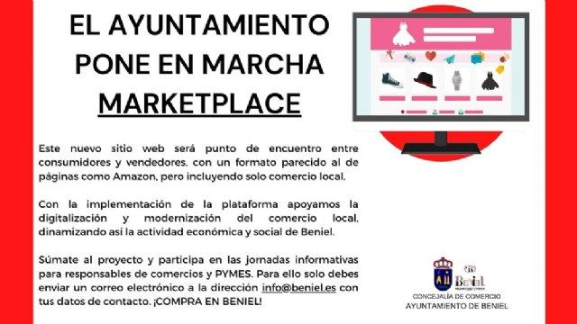 El Ayuntamiento apoya la modernización del comercio local con la implementación de un sistema de compra online - 1, Foto 1