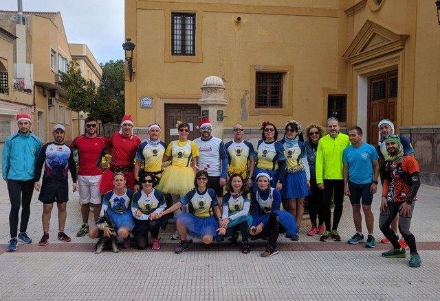 El Club Atletismo Totana celebró la I Correvieja Totanera, Foto 1