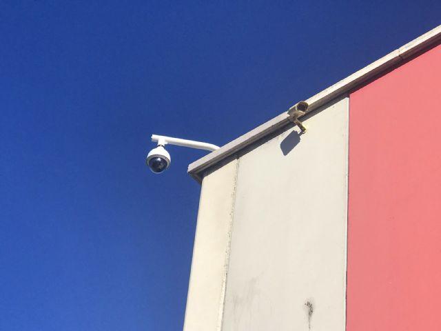Las cámaras de seguridad frenan los actos vandálicos en el IES 'La Florida' - 1, Foto 1